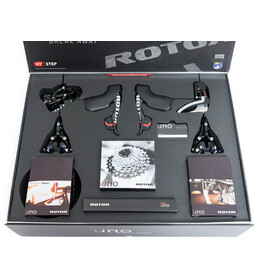 Rotor UNO Group Brake/Shift System 11-speed rim Brake